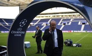 Jorge Pinto da Costa, le président du FC Porto.