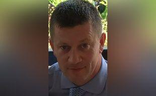 Keith Palmer, 48 ans, officier de police assassiné lors de l'attaque terroriste de Westminster le 22 mars 2017.