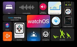 watchOS est désormais disponible au programme de beta-testing