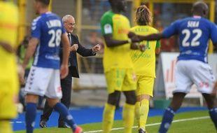 Les Nantais de Claudio Ranieri sont désormais sixièmes de Ligue 1 après leur victoire à Strasbourg (1-2)...
