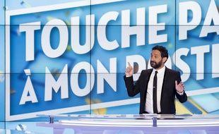 Cyril Hanouna dans «Touche pas à mon poste».