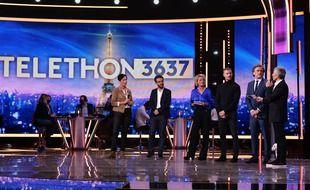 Le lancement de l'appel au don vendredi pour l'édition 2020 du Téléthon