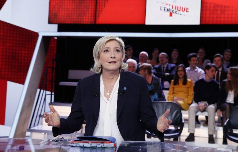 Européennes: Face-à-face entre Marine Le Pen et Nathalie Loiseau dans «l'Emission politique»