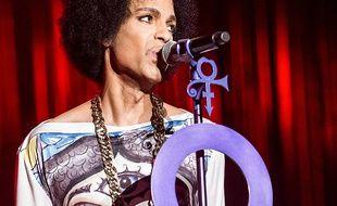 Prince était d'une certaine façon présent au Super Bowl...