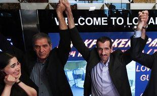 Ali Vayeghan a réussi à entrer aux Etats-Unis une semaine après avoir été refoulé