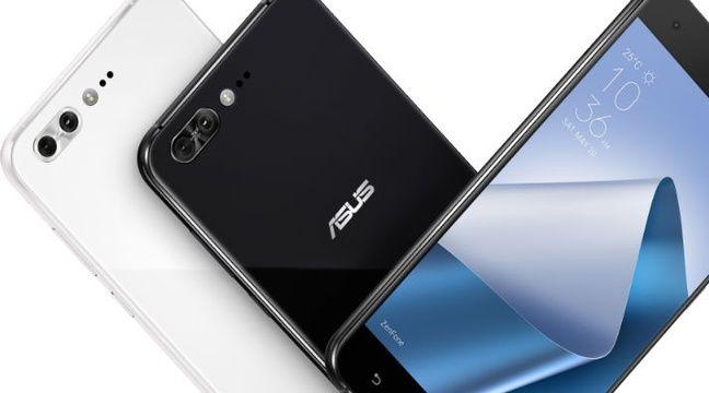 Le Zenfone 4 Pro d'Asus sera vendu moins de 900 euros. – ASUS