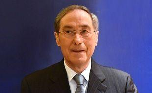 Claude Guéant à Paris le 30 juin 2015.