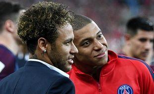 Neymar et Mbappé, c'est couci, couça