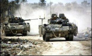 Matty Hull, un sergent britannique de 25 ans, a été tué par un tir allié le 28 mars 2003 quand les deux pilotes ont attaqué une colonne de véhicules blindés au nord de Bassorah (sud de l'Irak), au tout début de l'invasion de ce pays.