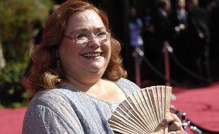 La comédienne américaine Conchata Ferrell, en 2007.