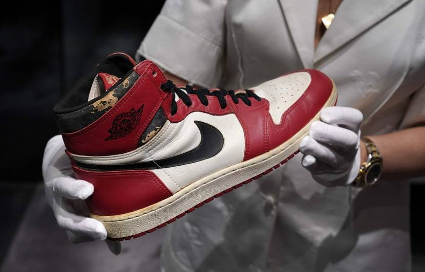 Vente aux enchères d'Air Jordan : Les raisons d'un record