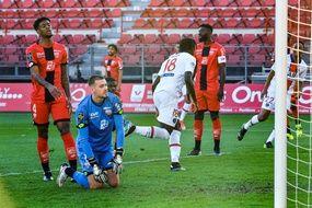 Le Dijon FCO et son gardien Anthony Racioppi évolueront en Ligue 2 la saison prochaine.