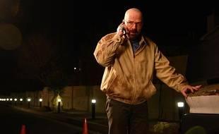 Bryan Cranston dans Breaking Bad.