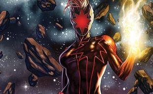 Dans les comics, Captain Marvel est devenue l'ennemie des Avengers