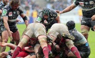 Le Racing-Métro s'est offert un succès de prestige (22-17) face à la province irlandaise du Munster pour ses débuts dans l'édition 2012/2013 de la Coupe d'Europe de rugby, samedi au Stade de France