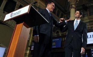 Le candidat républicain à la Maison Blanche Mitt Romney devait révéler samedi matin le nom de son colistier, qui selon des médias devrait être l'élu du Wisconsin (nord) Paul Ryan, mettant fin aux spéculations sur l'identité de son vice-président potentiel en cas de victoire en novembre.