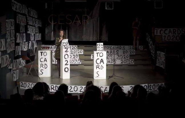 César 2020 : Avec les #Tocards2020, des féministes organisent une contre-cérémonie