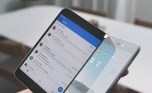 Microsoft réinvente le smartphone avec le Surface Duo… sous Android
