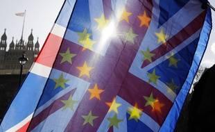 Illustration du Brexit.
