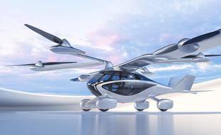 Une nouvelle voiture volante au look minimaliste en vente dès 2026