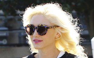 Gwen Stefani à Beverly Hills.