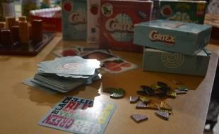 Le jeu de société Cortex Challenge.