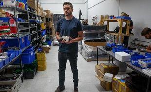 Cody Wilson avait défrayé la chronique, cet été, en proposant des plans d'armes à feu à fabriquer via imprimante 3D.