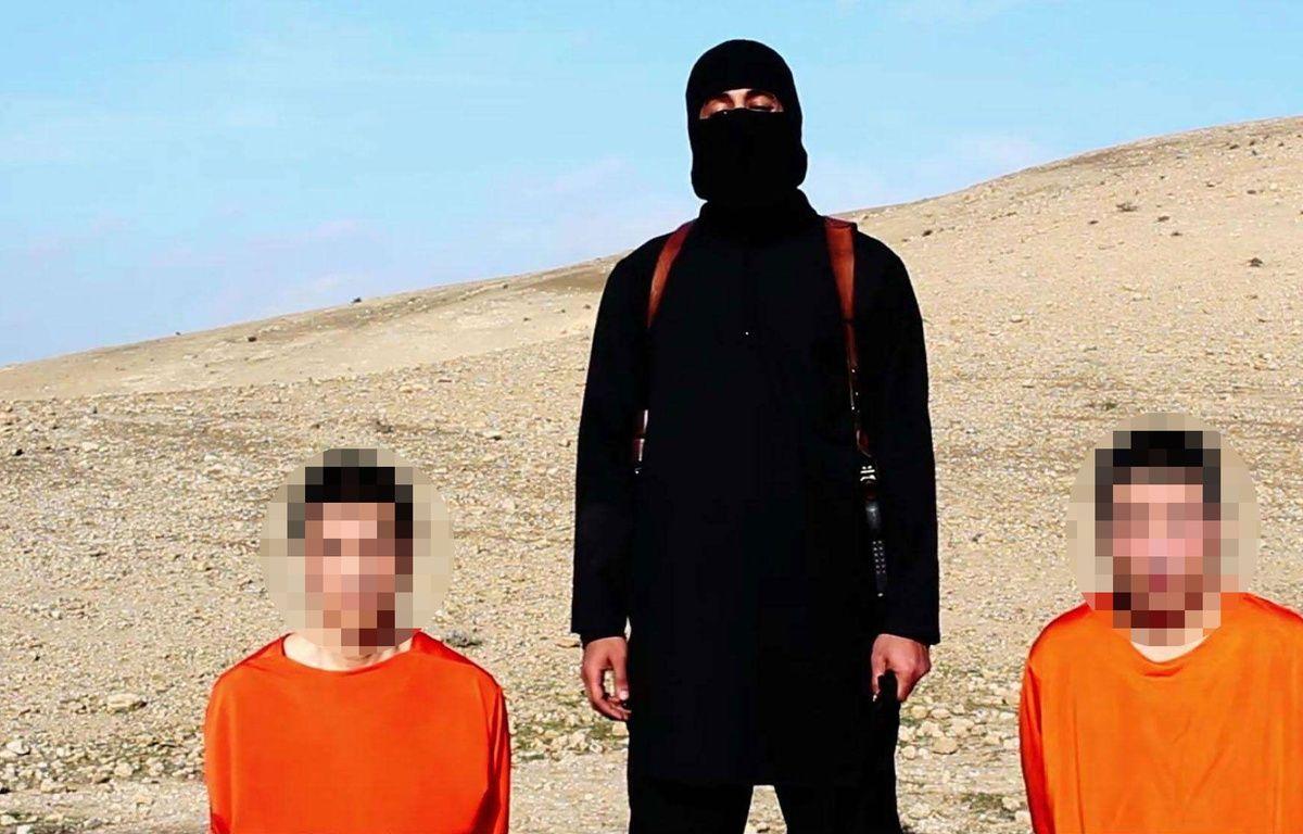 Deux otages de l'Etat islamique. – AP/SIPA