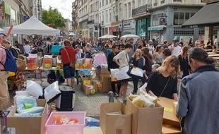 L'édition 2019 de la Braderie de Lille.