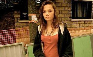 Agnès Marin, la jeune fille de 14 ans, interne au collège de Chambon-sur-Lignon, en Haute-Loire, qui a disparu le 16 novembre 2011.