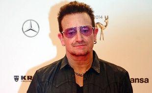 Bono, le chanteur de U2