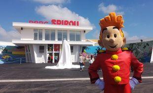 Le parc Spirou dans le Vaucluse ouvrira ses portes le 16 juin