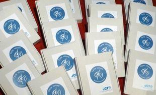 Les kits de cartes sonores inventés par le JCI de St-Omer.