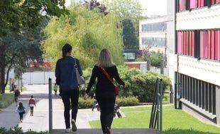 L'université Rennes 2, ici le campus de Villejean.
