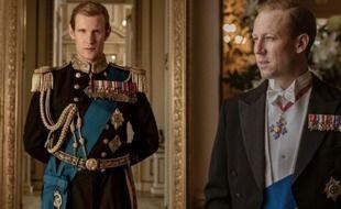 Matt Smith et Tobias Menzies ont incarnés le prince Philip dans « The Crown ».