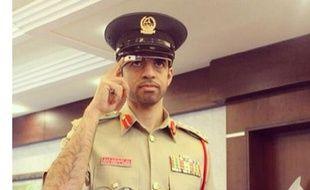 La police de Dubaï s'est équipée de Google Glass.