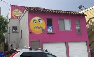Les voisins n'ont pas vraiment apprécié la nouvelle façade de la maison de Kathryn Kidd.