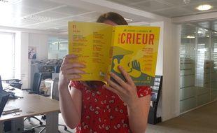 Le premier numéro de Revue du Crieur.