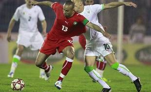 l'Algérie a abttu le Maroc, le 17 mars, à Annaba.