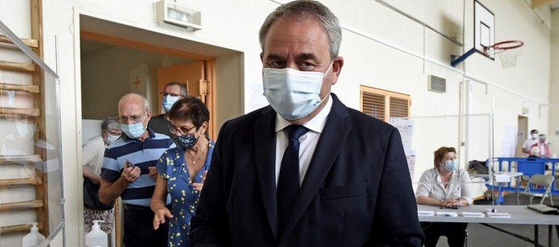 Xavier Bertrand vote.
