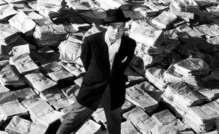 Orson Welles dans Citizen Kane