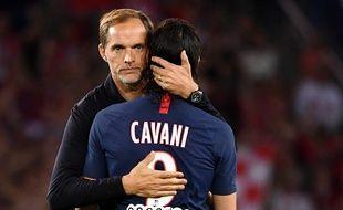 Cavani est de retour au premier plan au PSG.