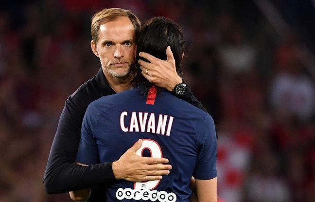 PSG : Cavani, titulaire contre Dijon ? « Ce n'est pas le moment de l'arrêter », pour Thomas Tuchel