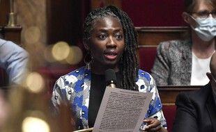 La députée LFI de Paris, Danièle Obono.