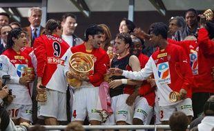 La dernière Coupe de la Ligue remportée par l'ASM