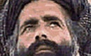 Photo non datée du mollah Omar, publiée le 30 juillet 2015 par le département d'Etat américain