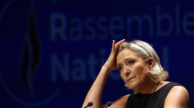 la justice ordonne une expertise psychiatrique de marine le pen est ce normal. Black Bedroom Furniture Sets. Home Design Ideas