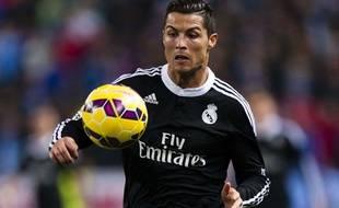 L'attaquant du Real Madrid Cristiano Ronaldo le 29 novembre 2014.