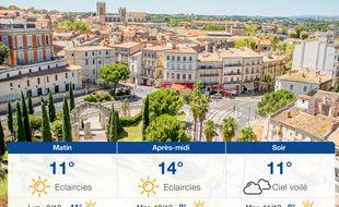 Météo Montpellier: Prévisions du dimanche 8 décembre 2019
