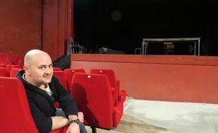 Le directeur du théâtre de la comédie a Marseille.